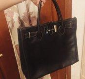 Кожаная сумка FURLA(оригинал)