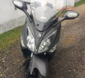Макси скутер sym gts 300 joymax