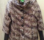 Куртка осень/ теплая зима