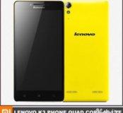 Новый телефон Lenovo