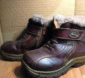 Детские зимние ботиночки.
