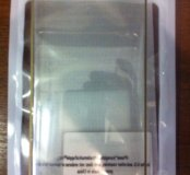 Samsung S6 edge Plus защитное стекло