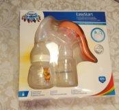 Молокоотсос Canpol babies  EasyStart ручной