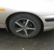 Летние шины и диски R15 185/65 4x114,3