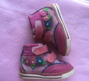 Осенние ботинки, 22 размер