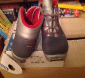 Ботинки для лыж автомат 36 р