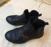 Ecco осенние ботинки