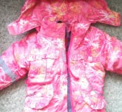 Детский костюм весна-осень