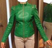 Куртка женская кож зам