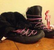 Skechers ботинки