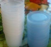 Стаканчики для грудного молока