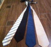 Мужские галстуки 4 за 500 р.