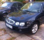 Rover-25, 2003 год