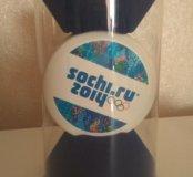 Коллекционная шайба Сочи 2014