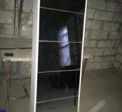 Галошница с зеркалом