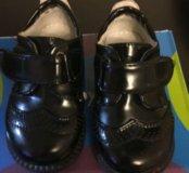 Классическая детская обувь.