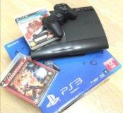 Приставка Soni PS3
