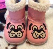 👶🏻Детские ботиночки