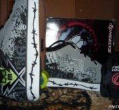 Роликовые кроссовки Heelys Slash 7418