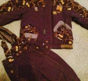 Зимний комплект и куртка осень