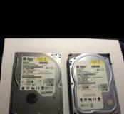 жесткие диски 40 gb ide.