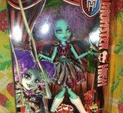 Кукла monster high Honey Swamp