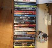 Много-много DVD дисков