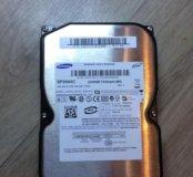 Жесткий диск Samsung 200GB