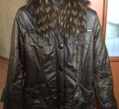 куртку (зимняя)