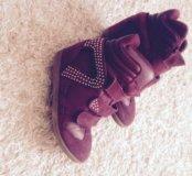 Ботинки - Сникерсы для девочки