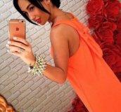 Платье free-size, новое