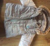 Куртка на осень теплая