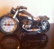 """Часы настольные """"Harley Davidson"""""""