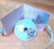 печать на CD / DVD дисках