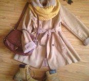 Пальто женское осень -весна