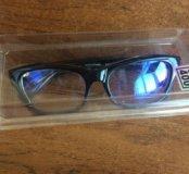 Очки без линз, равномерно окрашенный фильтр! Новые