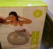 Новый Fit ball мяч для фитнеса размер М