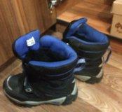 Продам детские ботинки (осень,весна)