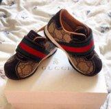 Детские кеды Gucci