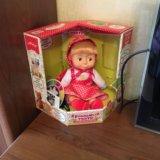 Кукла Маша поющая