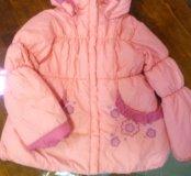 Куртка осень 86 рост большимерит