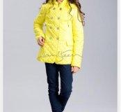 НОВАЯ осенняя куртка.Р-р 152