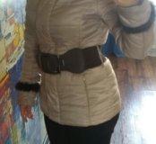 Демисезонная куртка SAVAGE