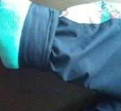 Продам комплект( штаны утепленные и жилетка)