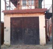 Продам гараж блок комната