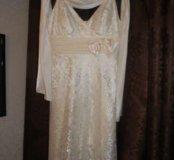 Коктельное (свадебное) платье