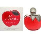 Туалетная вода Nina Ricci Nina (Красное яблоко) 80