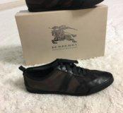 Ботинки осенние Burberry
