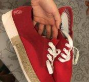 Кеды ботинки Marina Yachting новые 42 Италия