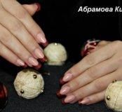 Маникюр, педикюр, наращивание ногтей, гель-лак
